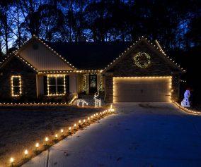 Outdoor Christmas Decorating Ideas Yard Envy