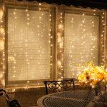 Spoiler Alert Diy Curtain Lights Are Easier Than You Think Yard Envy