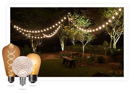 patio string lights yard envy