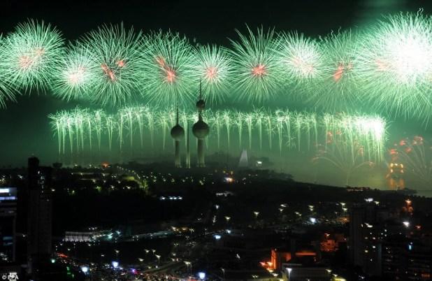 نتيجة بحث الصور عن صور الاحتفالات بالعيد الوطني للكويت