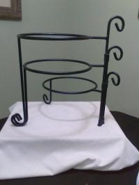 Longaberger Wrought Iron Holder - For Sale Classifieds
