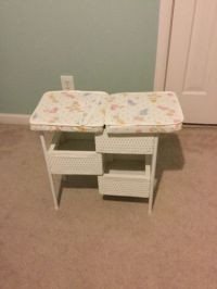 Antique Wicker Changing Table - For Sale Classifieds