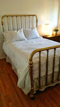 Antique Brass Bed - For Sale Classifieds