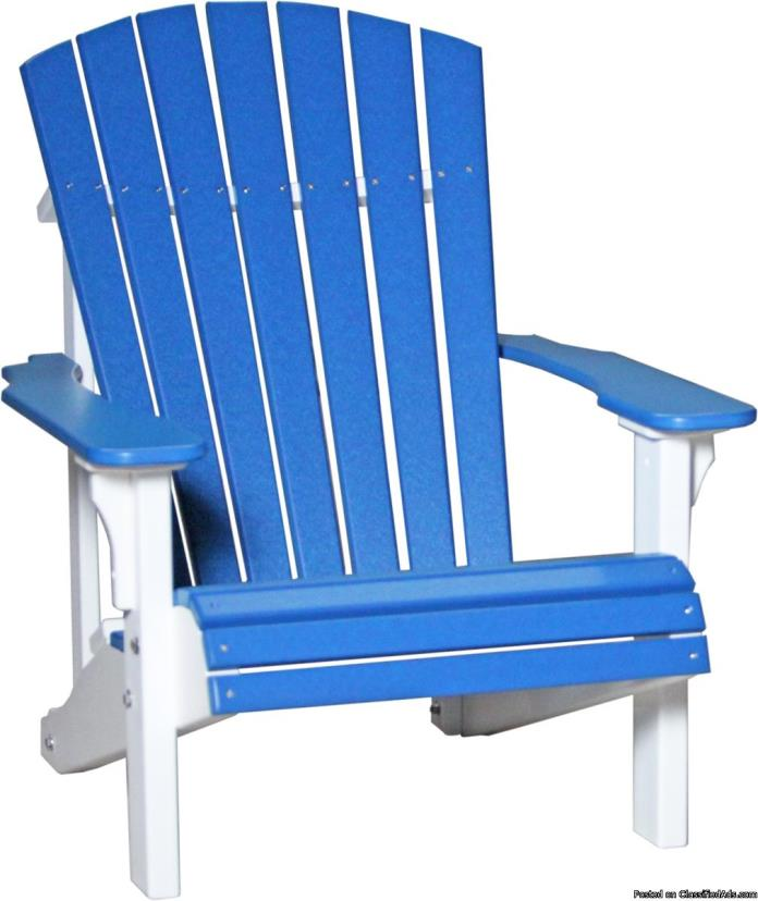 Plastic Adirondack Chairs  For Sale Classifieds