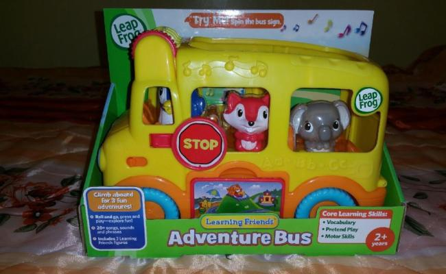 Leap Frog Bus For Sale Classifieds