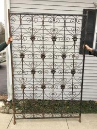 Wrought Iron Panels - For Sale Classifieds