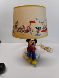 Mickey Mouse Lamp Shade - For Sale Classifieds