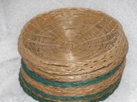 Wicker Paper Plate Holder - For Sale Classifieds
