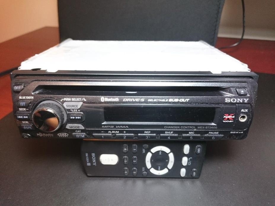Sony Xplod Amplifier Manual