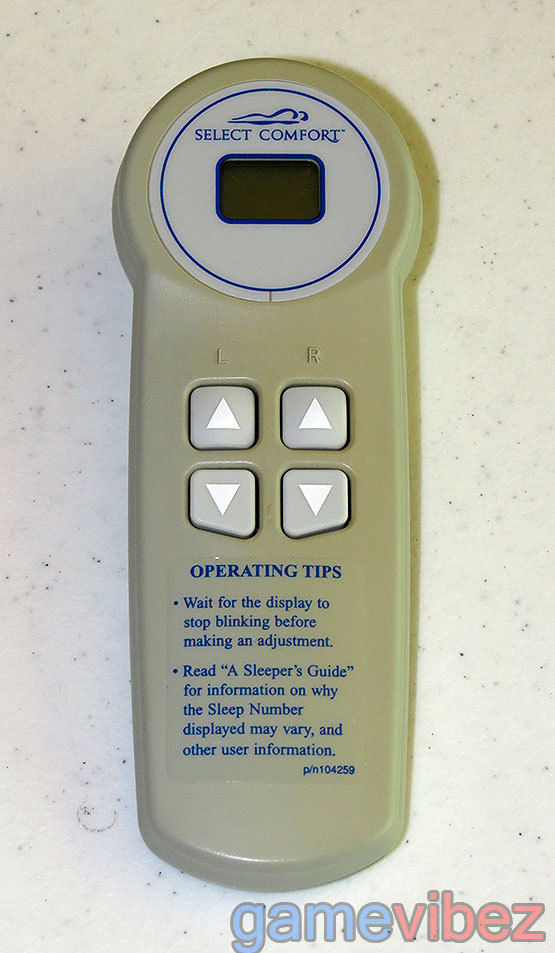 Select Comfort Wireless Remote  For Sale Classifieds