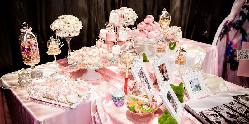 我的DIY糖果婚禮佈置(糖果風、甜點風)