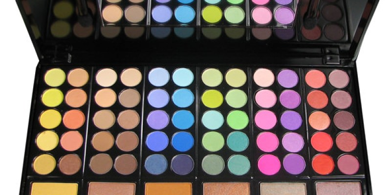 Coastal Scents 78 Piece Makeup Palette 78色眼影盤