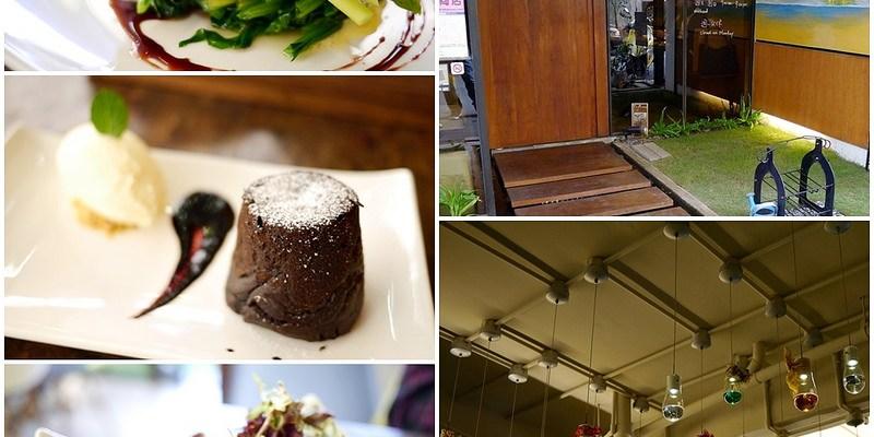 在topo+ cafe'用平實的價格就可以吃到五星級的餐點(天母)