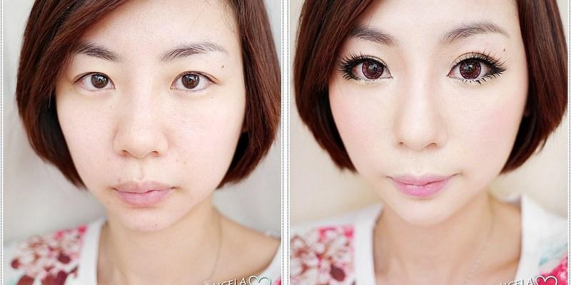 整形級彩妝-靠化妝來達到微整的效果(影音)