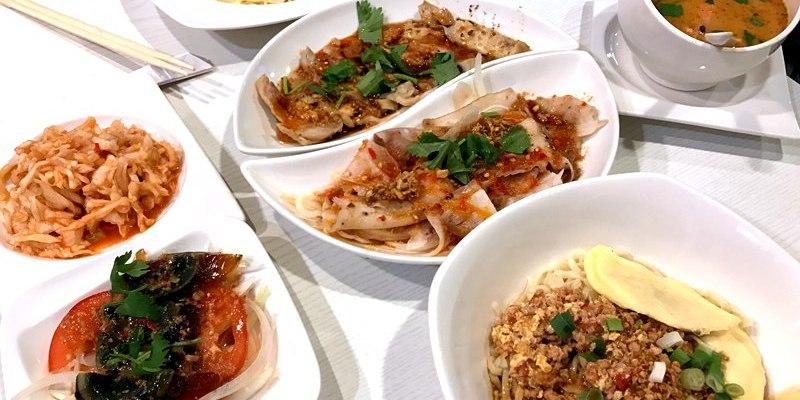 【食記】新北市板橋 ‧ 雲南婆婆 泰式雲南滇緬料理