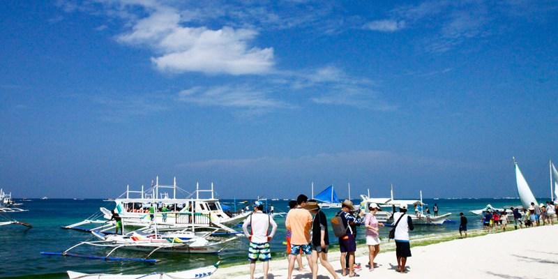 【長灘島旅遊】菲律賓長灘島自由行跳島一日遊:浮潛&普卡海灘&鱷魚島&水晶島 六天五夜自助海島旅行