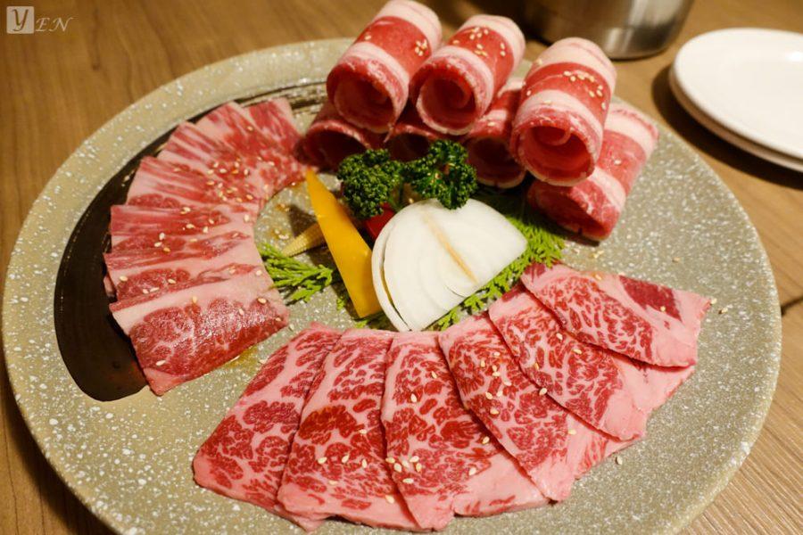 【食記】台中市西屯區 ‧ 雲火日式燒肉/燒烤(太原路與寧夏路口)精選套餐與單點,推薦牛肉