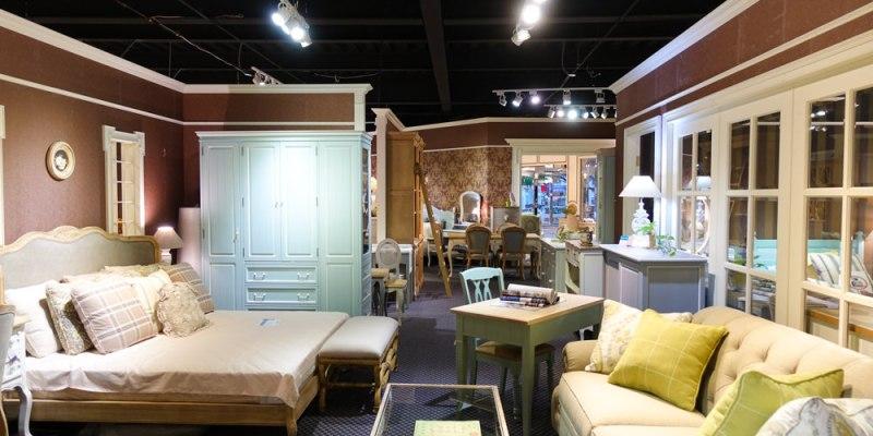 【生活】英麗家具Craftmaster 外國進口與台製設計家具(紐約家具中心新莊館)一次打造你的鄉村風家居