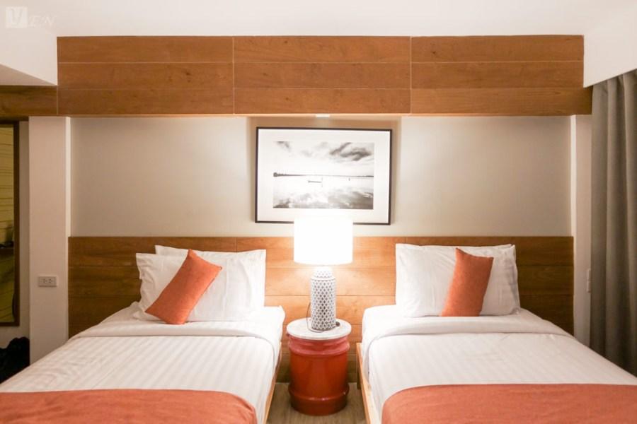 【曼谷旅遊】泰國曼谷自由行:南達飯店Nandha Hotel,曼谷復古文青設計飯店推薦│曼谷住宿分享