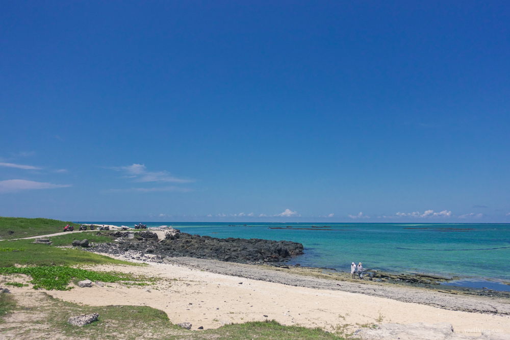 吉貝島行程