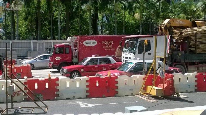 【即時】交通消息:紅隧香港入口 交通意外 - 熱新聞 YesNews