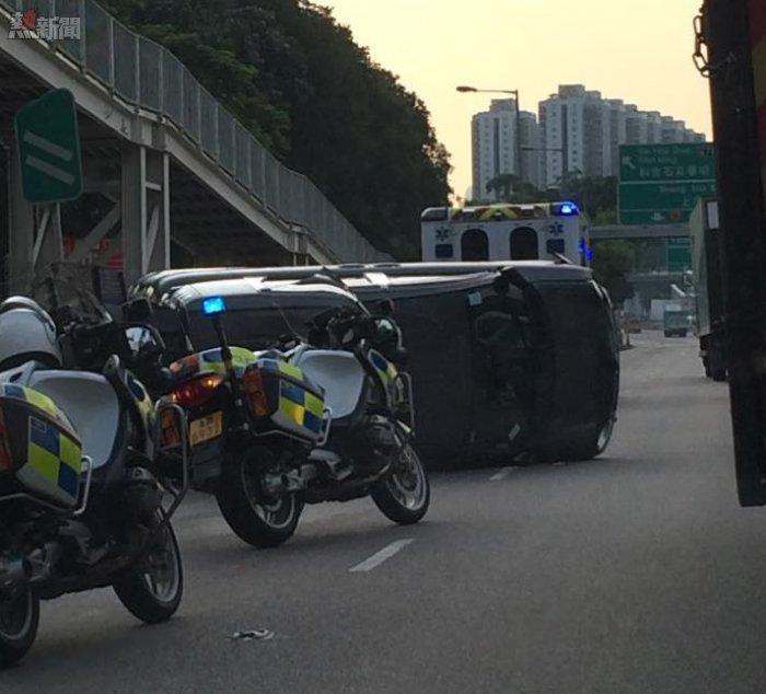 【即時】交通消息:粉嶺公路往粉嶺方向 交通意外 - 熱新聞 YesNews