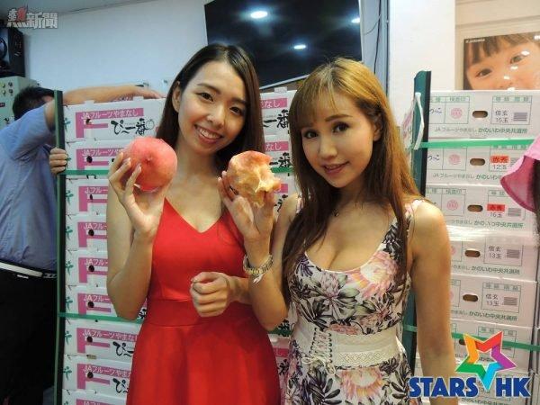 喬寶寶邀吳堯堯等藝人果欄做宣傳 水蜜桃好食到停唔到口 - 熱新聞 YesNews