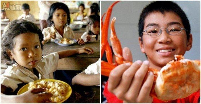 【爆趣】發育的黃金時期!實拍世界各地學生的營養午餐內容..有日本學生竟然在吃松葉蟹!(0720) - Yespick - 熱 ...