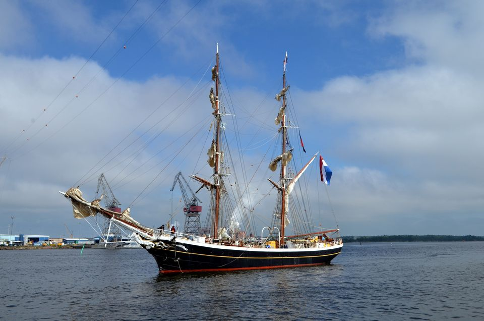 Picture gallery Tall Ships Races and Maritime Festival in
