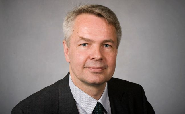 Ainakin Pekka Haavisto Poistui Vihreiden