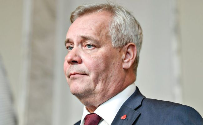 Sdp Chair Rinne S Return To Campaign Trail Delayed By