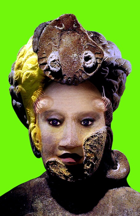 ORLAN on Radio France Culture today and currently exhibiting in the United States South Korea