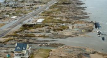 미국 텍사스 지역 허리케인 피해