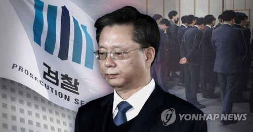 새 의혹으로 검찰 수사받는 우병우 전 민정수석 [연합뉴스 자료사진]