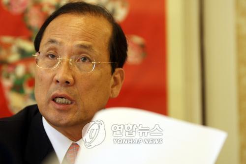 장영달 전 의원 [연합뉴스 자료사진]