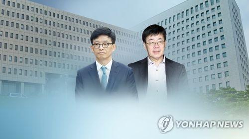 안태근 이영렬, '돈봉투 만찬' (CG)