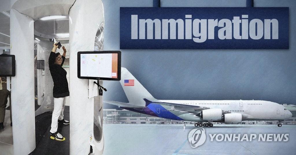 미국행 비행기 보안검색 강화 (PG)