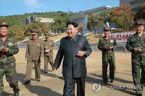 Kim Jong-un visits Army unit