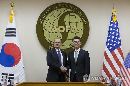 S. Korea-U.S. meeting on N.K. sanctions