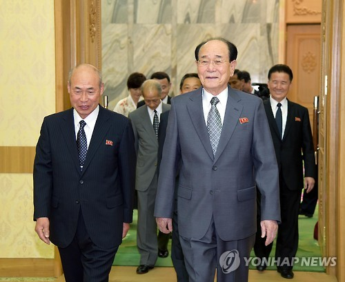 Koreans in Japan visit Pyongyang