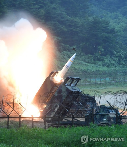 S. Korea, U.S. conduct missile drill over N.K. missile launch
