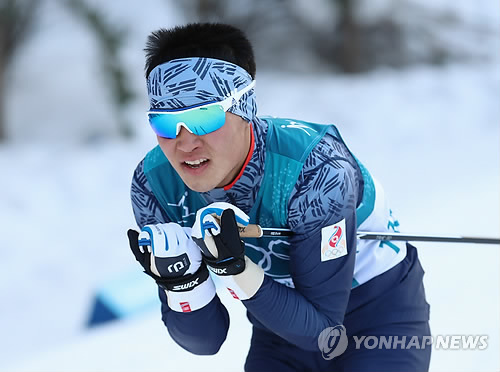 N.K. cross-country skier Pak Il-chol