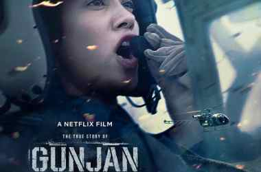 Gunjan Saxena The Kargil Girl releasing on Netflix