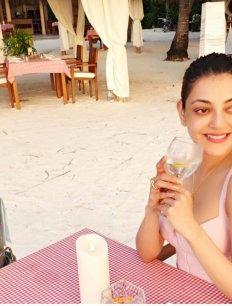 Kajal Aggarwal Hot Pics From Her Maldives Trip17