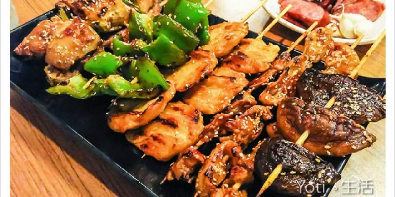 [花蓮市區] 炭吉燒烤料理