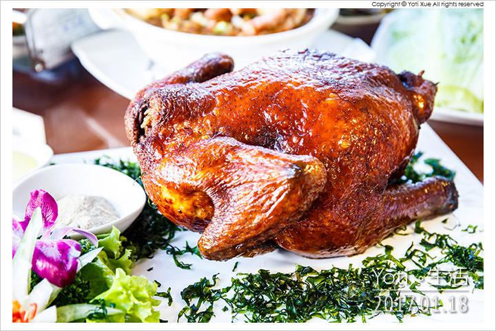 [花蓮壽豐] 好望角景觀餐廳 | 美景配美食, 品嚐台菜海鮮料理和當紅的黃金脆皮炸子雞!〈試吃邀約〉