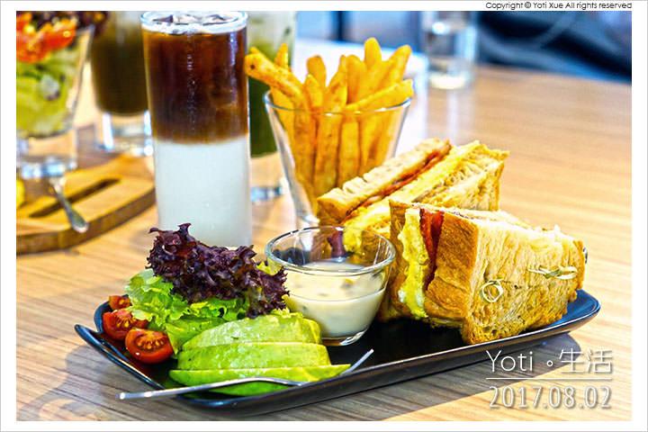 [花蓮市區] 路易先生早午餐   來自台南的超人氣 Brunch, 鐵鍋料理和特色三明治絕不能錯過!〈試吃邀約〉