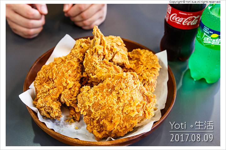 [花蓮吉安] 尼克炸雞-創始店 | 吮指美味一次到位!花蓮炸雞店中的佼佼者〈試吃邀約〉