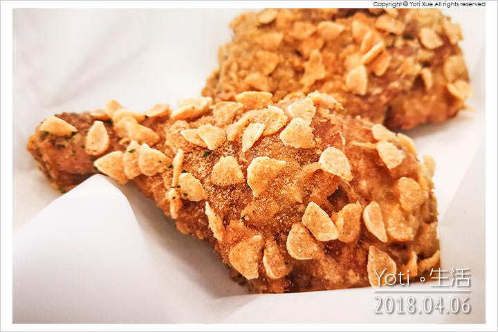 [肯德基] 咔滋脆片炸雞