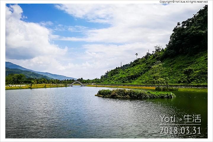 [花蓮光復] 吉利潭遊憩區 | 馬錫山下的大湖公園, 讓秘境不再是秘境
